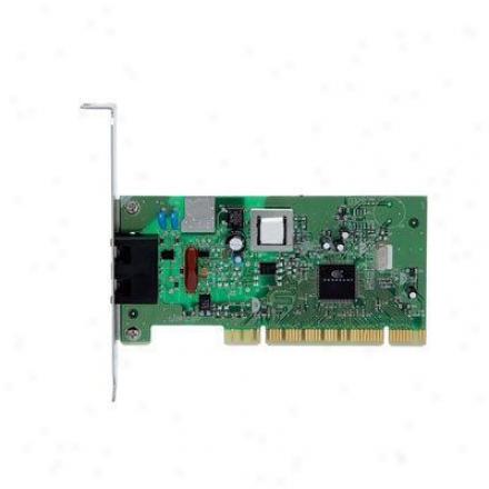 Zoom Telephonics V.92 Pci Soft Modem,non-ertail