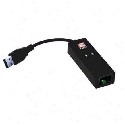 Zoom Telephonics V.92 Usb Mini External Modem