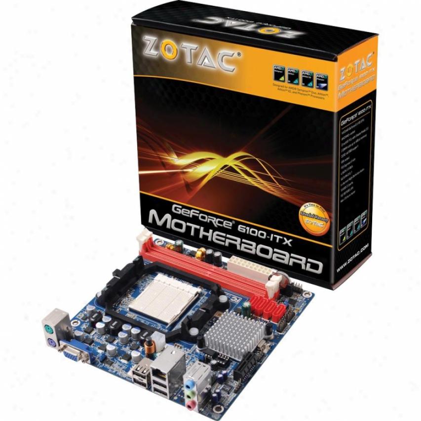 Zotac Geforce 6100-itx