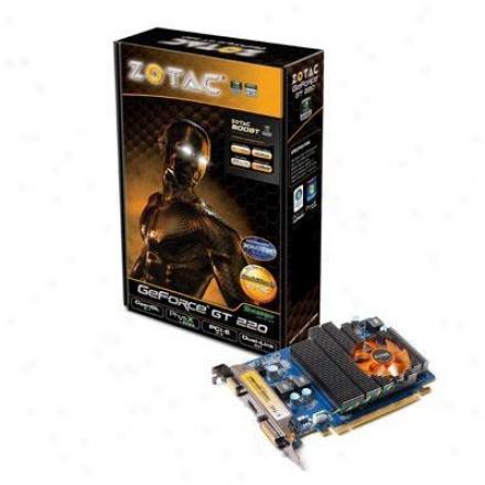 Zotac Gfeorce Gt220 Synergy 1gb Ddr2