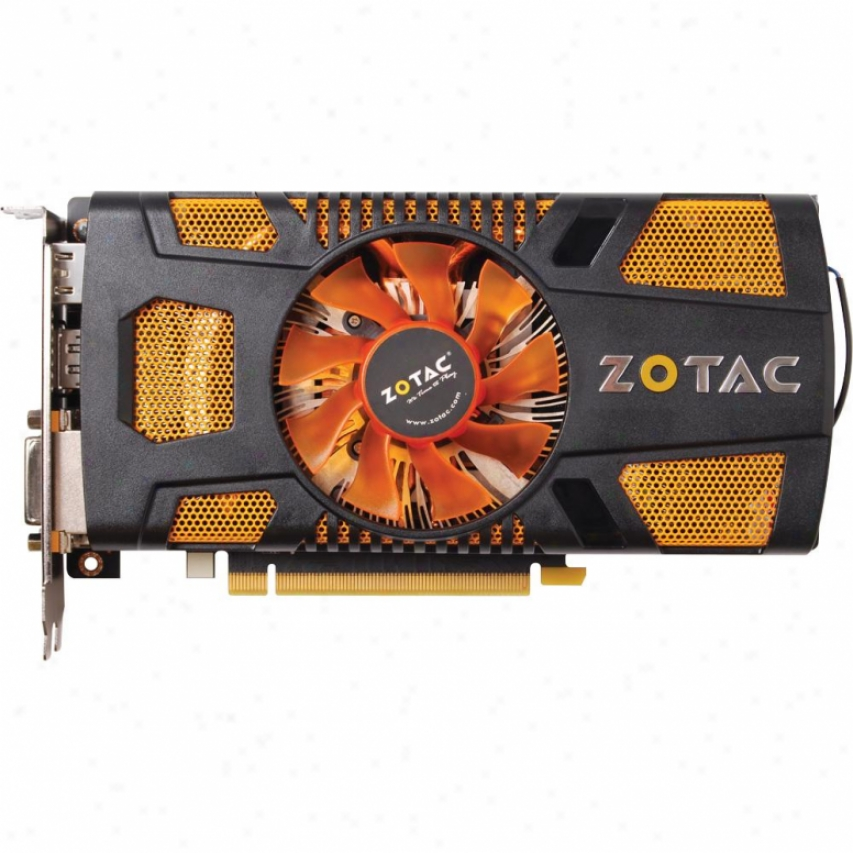Zotac Geforce Gtx 560 Multiview Graphics Card - 1 Gb