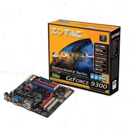 Zotac Geforce9300 Matx