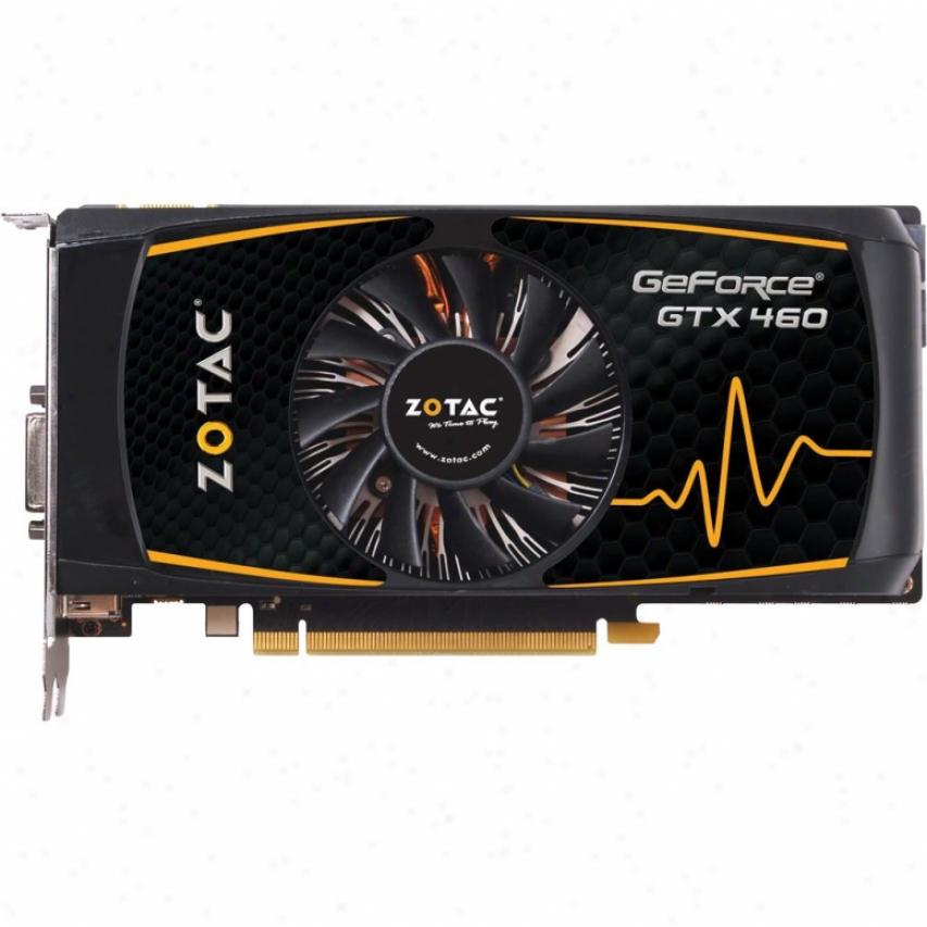 Zotac Zt-40404-10p Synergy vNidia Geforce Gtx 460 - 768mb Video Card