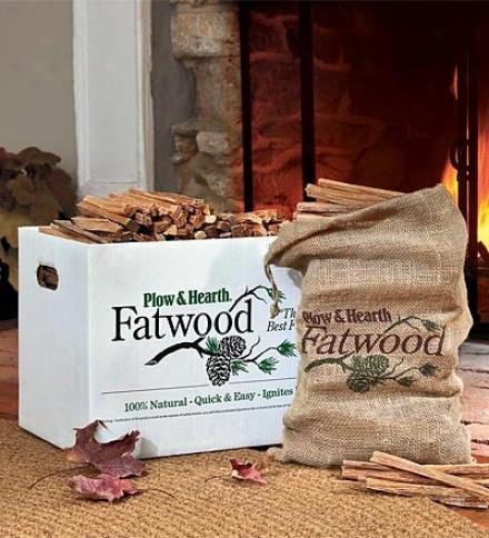 12 Lb. Bag Of Fatwood