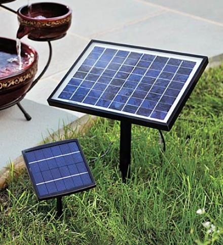 1.4 Watt Small Solar-ppwered Fountain Pump