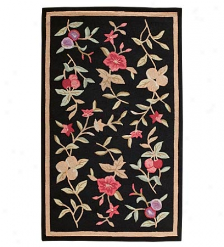 2'w X 3'l Crabtree Washable Rug