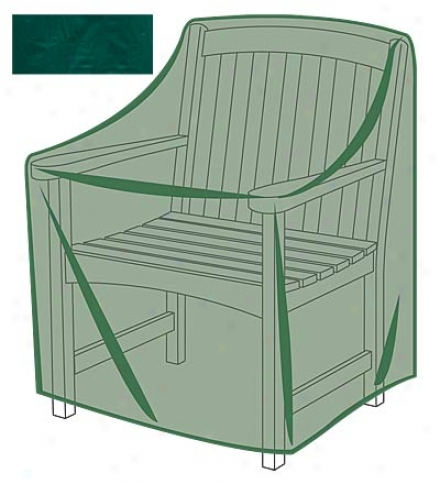 """27&quoot;l X 26""""w X 35""""h Outdoor Furniture All-weather Cover For Armchair"""