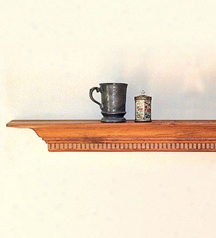 "36"" Plate Shelf"