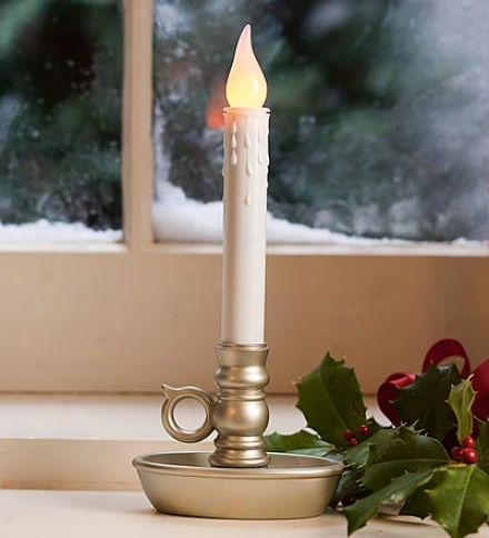 4-pack Battery-operated Single Window Led Window Candlessave $9.85 On The Set!