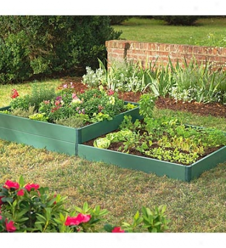 "4' X 4' X 6""h Raised Bed Kit"