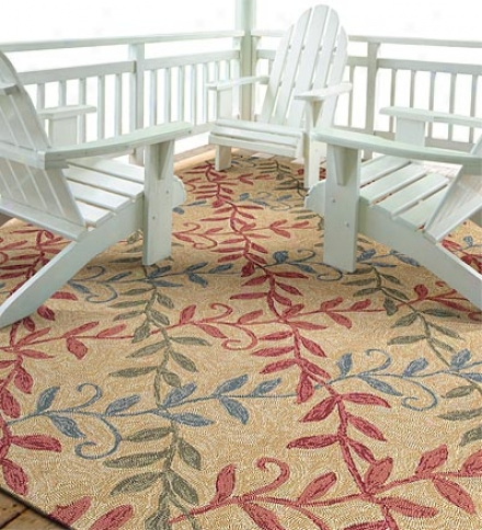 5' X 7' Factors Walk Indoor/outdoor Rug