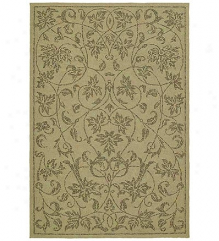 "5' X 7'6"" Indoor/outdoor Polypropylene Rug"