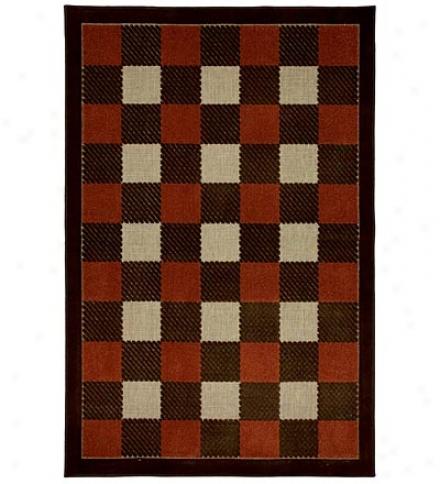 5' X 8' Classic Weave Area Rug