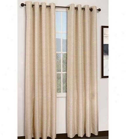 """95"""" Victoria Flax Curtain Span"""