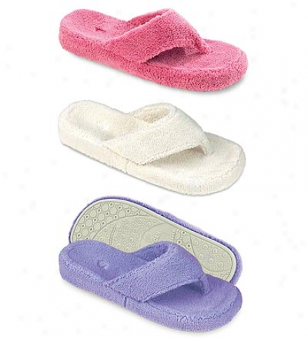 Acorn® New Spa Thongs