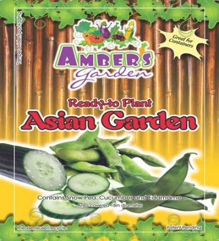 Ambers Garden Easy Asian Garden Kit ??? Large