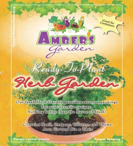 Ambers Garden Easy Herb Garden Outfit