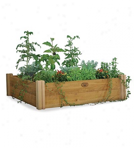 American-made Modular Raised Garden Bed