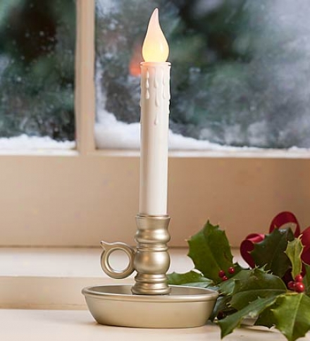 Automatic Battery-operated Choose Cordless Candle With Tmer