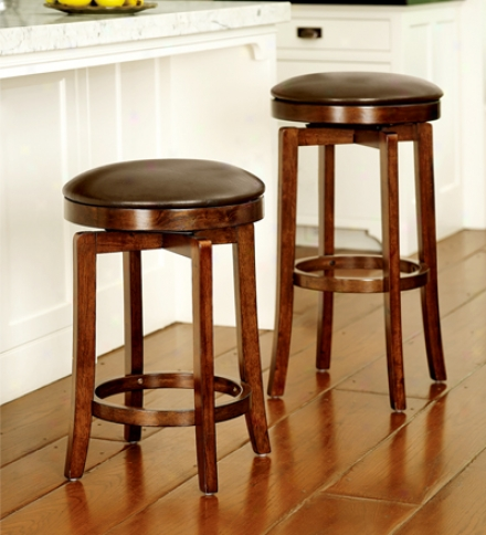 Backless Swivel Bar Stool Home And Garden Online Catalog