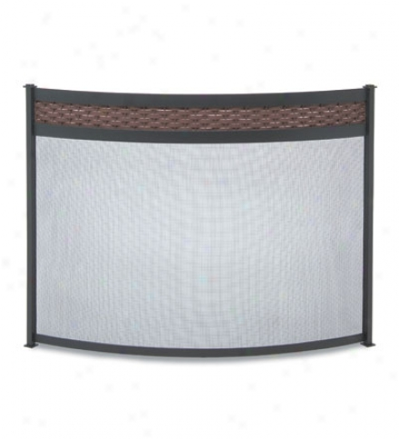 Basket Weave Bow Screen