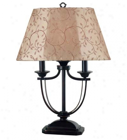 Belmont Outdoor Stand  Lamp