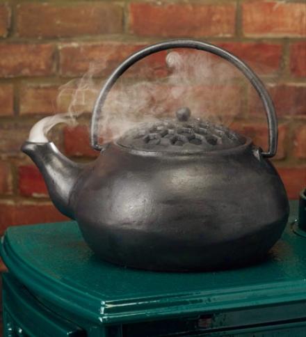 Cast Iron Steamer Kettle