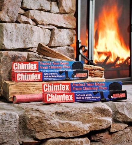 Chimfex® Quick Flame Suppressor