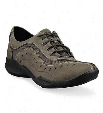 Clarks?? Wave Wheel Walking Shoe With Ortholite?? Footbed