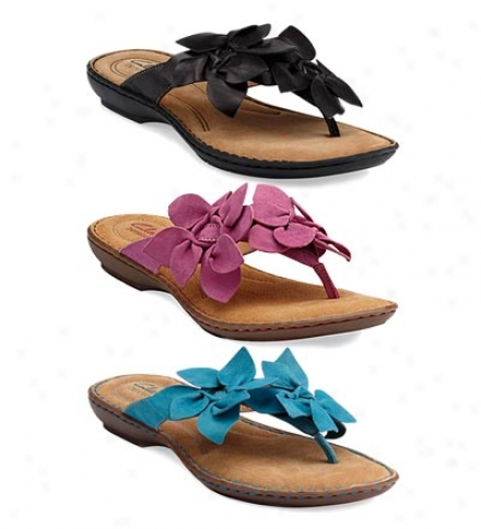 Clarks® Brisk Pixie Sandals For Women
