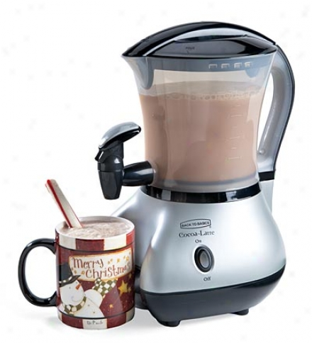 Cocoa-latte Cappuccino, Hot Cocoa And Latte Machine