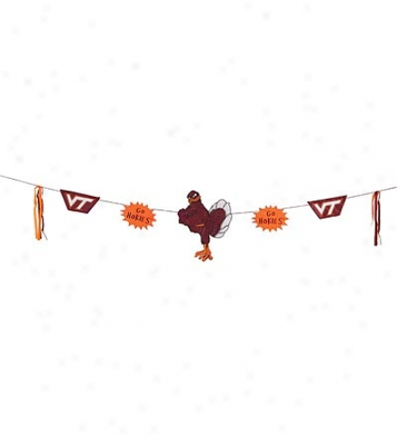 Collegiate Clothesline Banner