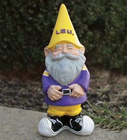 Collegiate Garden Gnome