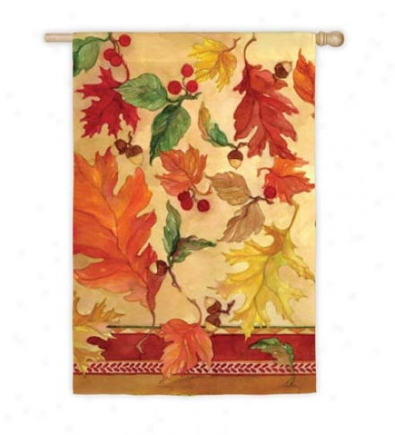 Colors Of Fall House Pall