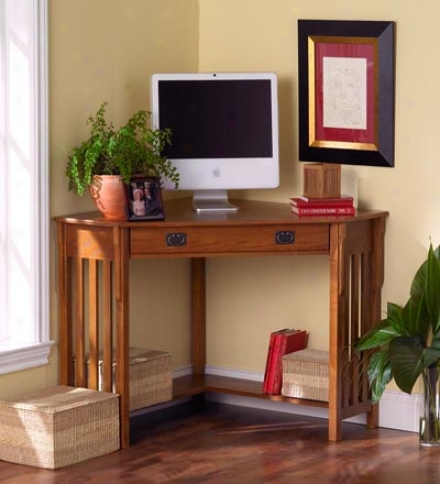Corner Computee Desk