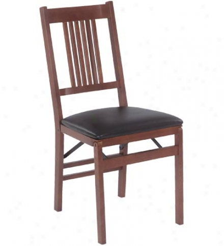 Craftsman Foldjng Chair - Set Of 2