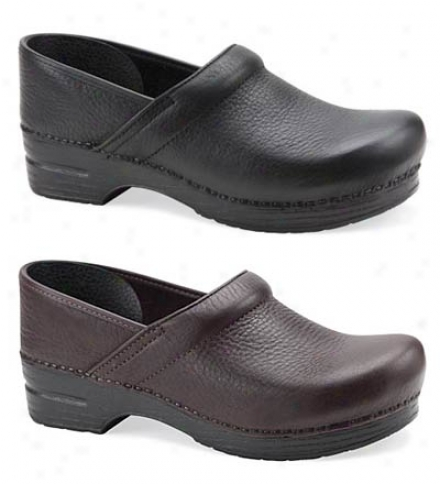 Dansko?? Men's Professional Bullhide Clogs