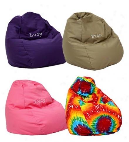 Dorm Bean Bag With Liner