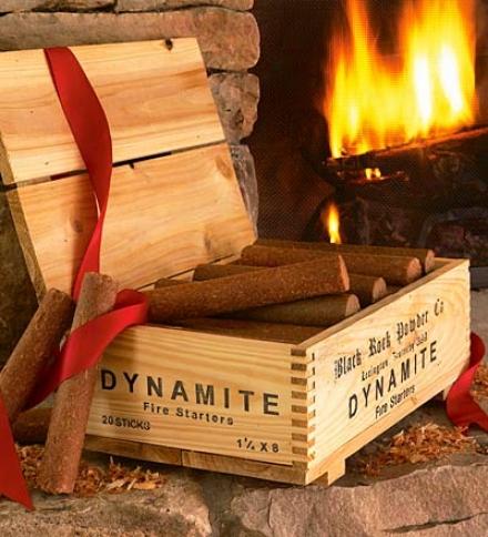 Dynamite Fire Starters Refill