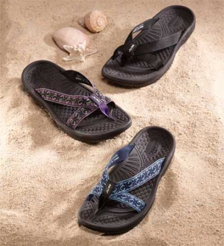 Earth&ajp;#174; Cabo San Lucas Calorie-burning And Posture-improving Sandals