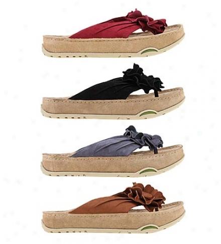 Earth® Leg-toning Rose Sandals For Women