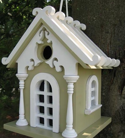 Fairy Cottage Bird House