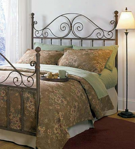 Full Bella Roma Bed