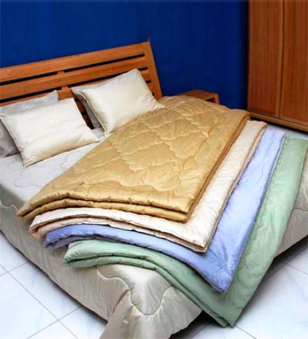 Full/queen Organic Merino Wool Comforter