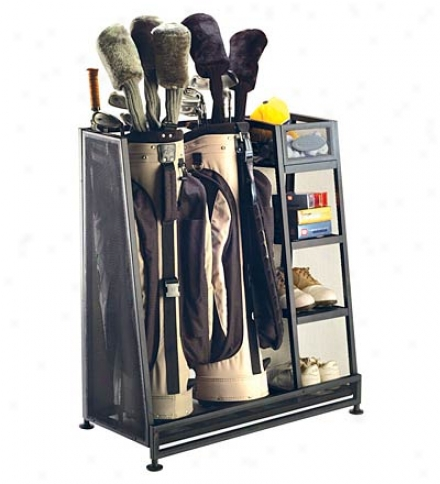 Golf Gear Organizer