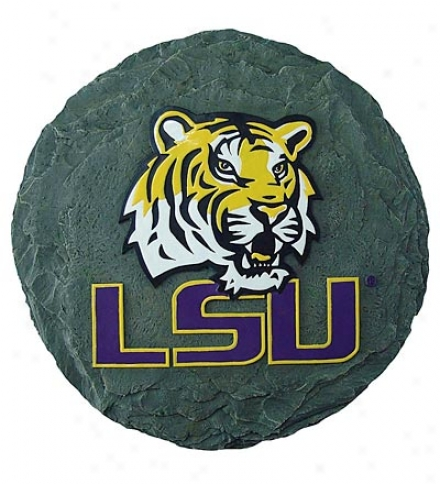 Hand-painted Resin Collegiate Stepping Stone