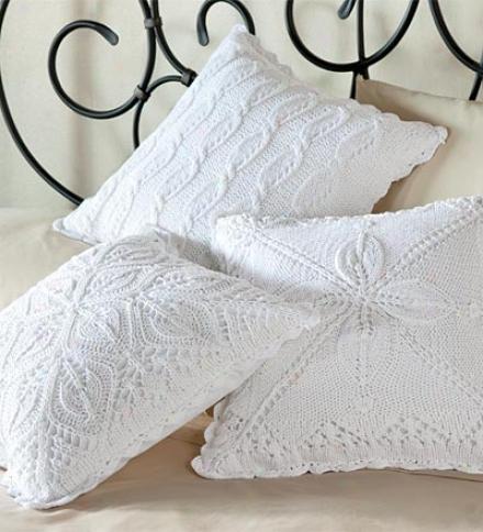 Handmade Cfochet Pillows