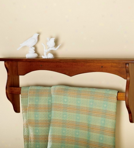 Death by the halter Pine Quilt Rack