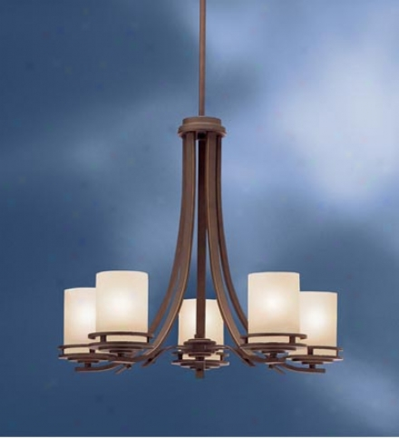 Hendrik Six-light Chandelier