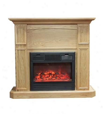 Josef Pennsylvania Dutch Fireplace